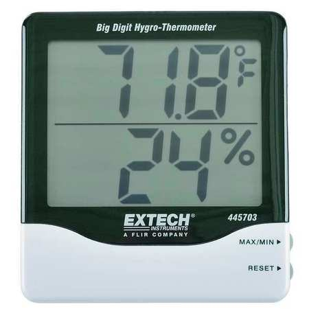 Digital Thermo/Hygrometers