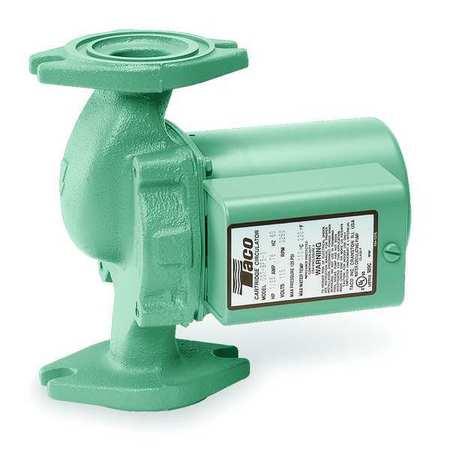 Hot Water Circulator Pump, 1/25 HP