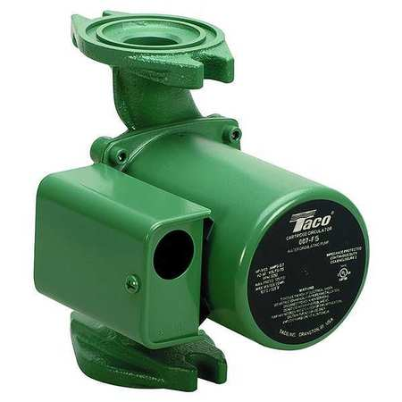 Hot Water Circulator Pump, 1/25 HP,  IFC