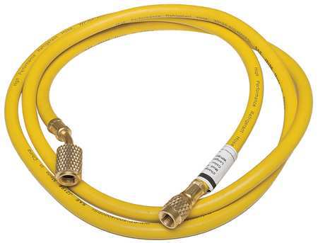 Charging/Vacuum Hose, 72 In, Yellow