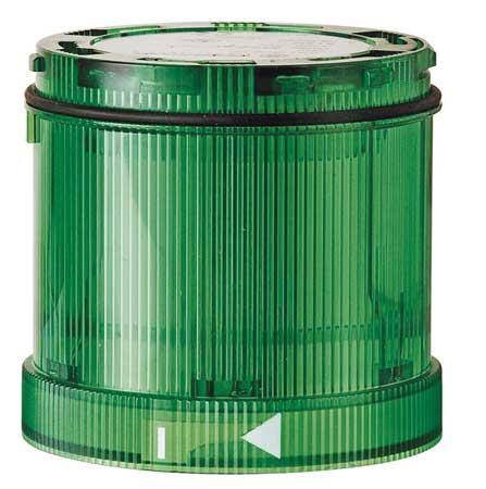 Tower Light LED Module, 120V, 70mm, Grn