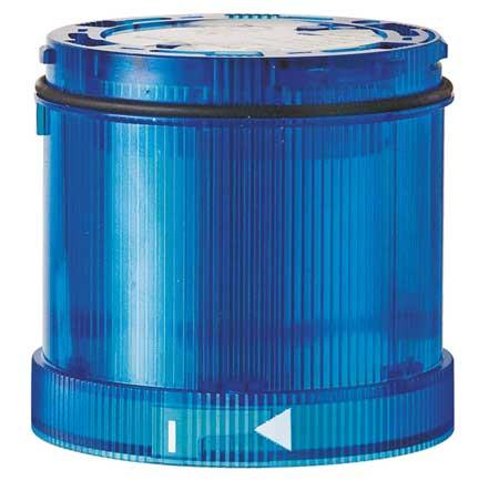Tower Light LED Module, 120V, 70mm, Blu