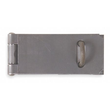 Safety Hasp, Steel, 3-1/2 In. L