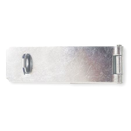 Eye Hasp, Steel, 6 In. L