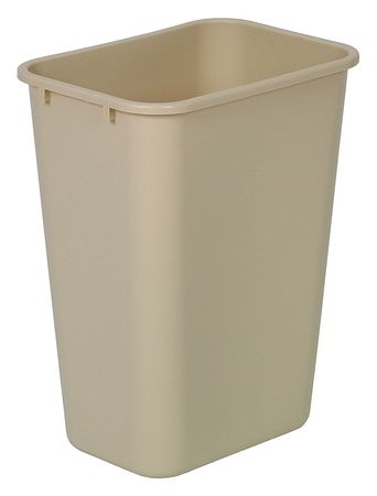 Swing-Top Trash Containers