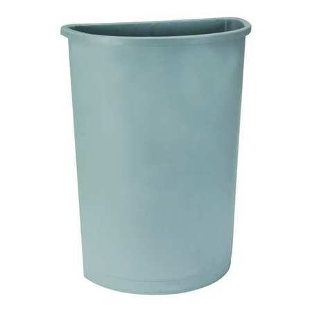 Plastic Trash Can Large Round With Cover Household Sanitation Outdoor Thickening Restaurant