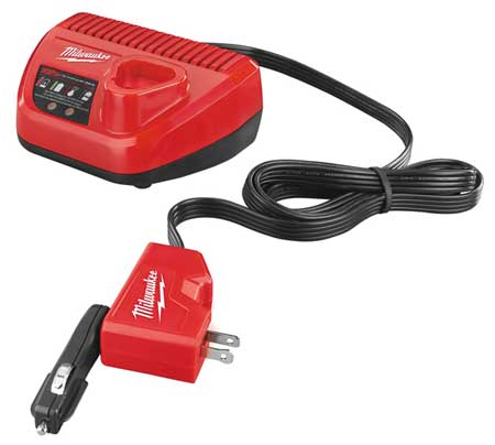 M12 Battery Charger,  12V,  Li-Ion