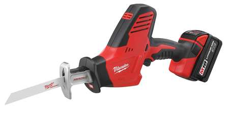 M18 Cordless Reciprocating Saw Kit,  4.1 lb.