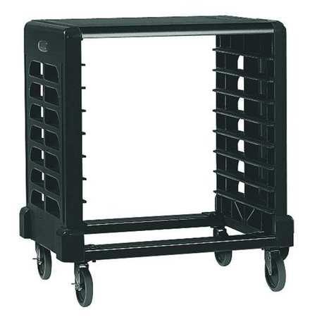 Prep Cart Rack, 23 3/4x31 3/4x36 1/4, Blk