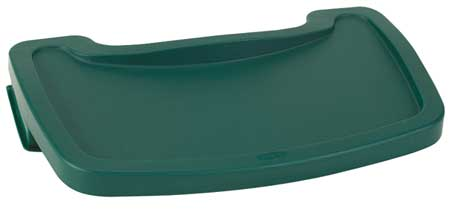 Youth Seating Tray,  Dark Green