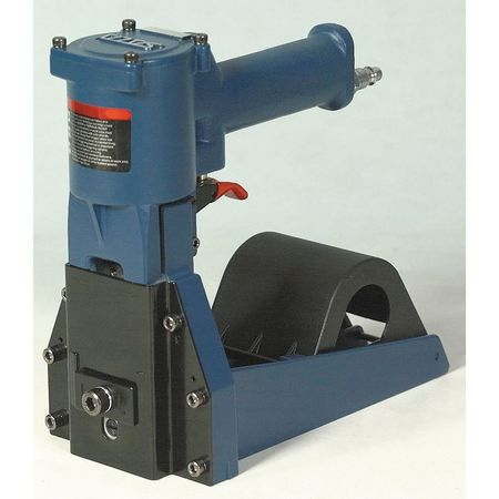Air Hand Clinch Stapler, Roll, 1-1/4 In
