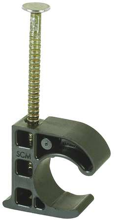 Isolating Drive Hook, 1/2 Dia,  Pk10