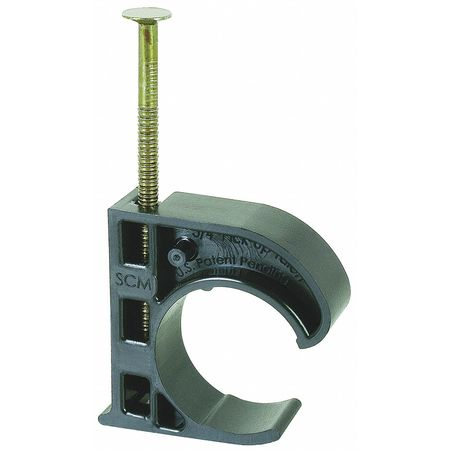Isolating Drive Hook,  3/4 Dia, Pk10