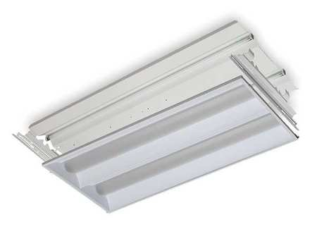 Recessed Retrofit Kit, Fixture, F28T5, 58W