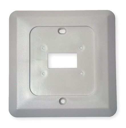 Wall Mounting Plate,  Wall Plate,  Shadow White,  -