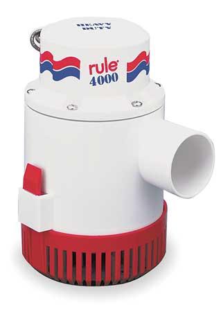 Pump, Bilge, 12 Vdc