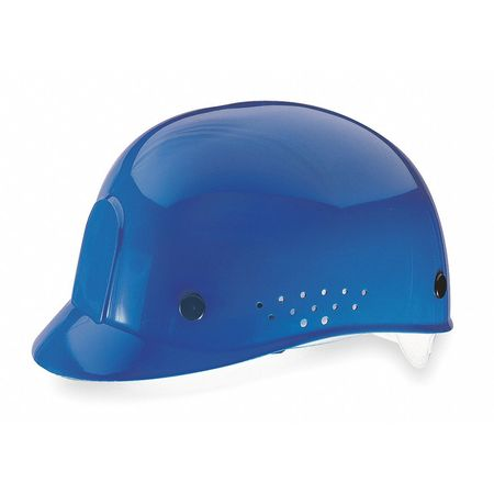 Blue Bump Cap,  Perforated Sides