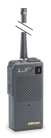 Two Way Radio, VHF, 1.5 Watts, 10 Channels