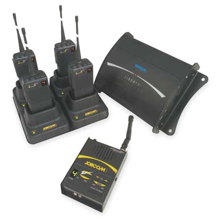 Two Way Radio and Repeater Kit, 1 Channel