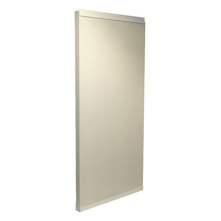 Acoustic Panel,  Encased, White, 12.5sq.ft.