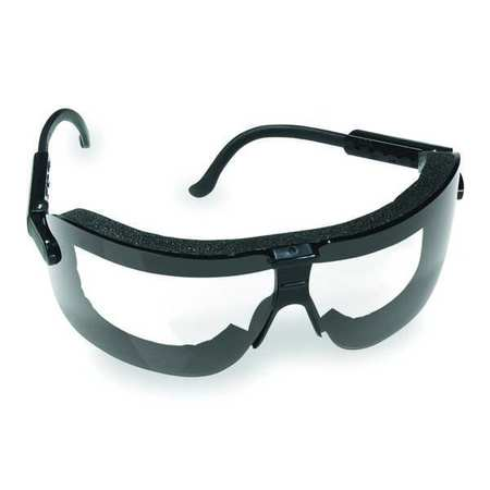 3M Clear Protective Goggles,  Anti-Fog,  Scratch-Resistant