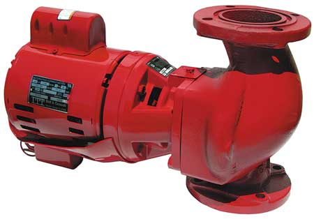 Hot Water Circulator Pump, 1/6 HP, 115V