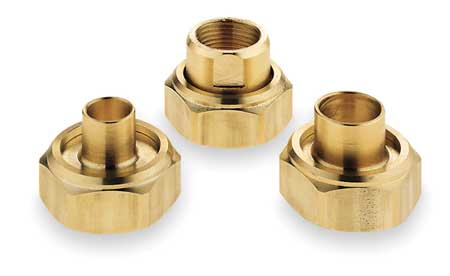 Union,  Pipe Size (In.) 3/4 NPT, PK2