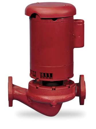 Hot Water Circulator Pump, 90 Series, 2 HP