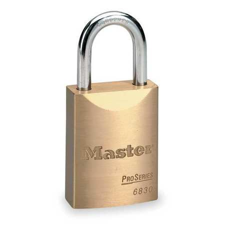 "Keyed Padlock, Different, 1-9/16""W"