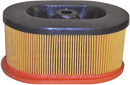 Air Filter, 3-3/8 to 4-11/16 x 2-1/8 in.