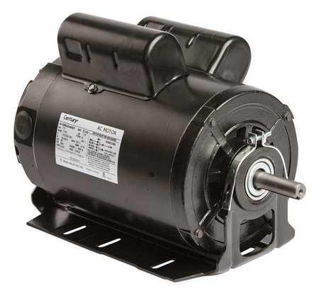 Motor, Cap St, 2 HP, 1725, 115/208-230V, 56H