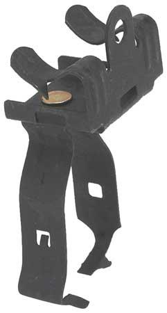 Conduit Clip, Steel, Zinc Phosphate