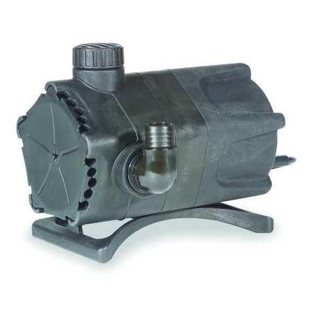 Pump, 9-39/64 In. L, 6.35 In. W