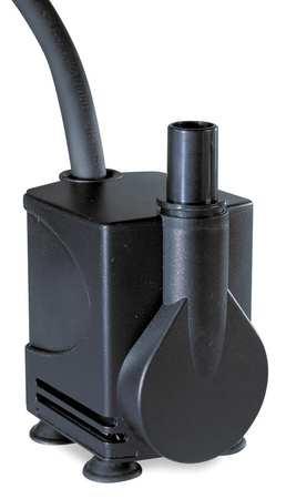 Pump, 2-3/4 In. L, 1-3/4 In. W, 3-1/2 In. H