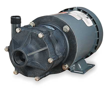 "1/2 HP PPS Magnetic Drive Pump 115/230V 1"" FPT"