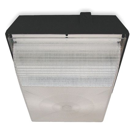 4RNJ7 Ceiling Light, Fixture, Induction, 40W, 120V