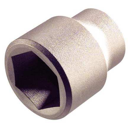 Socket, 3/8 in. Dr, 1/2 in. Hex