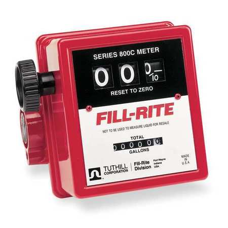 Meter, 1 in. FNPT, 5-20 gpm