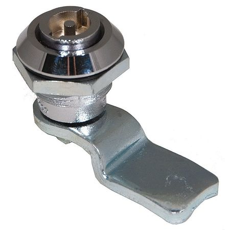 Cam Latch, Keyed, Passivated, Recessed Hex