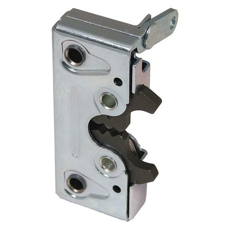 Rotary Latch, Nonlocking, Zinc Plated