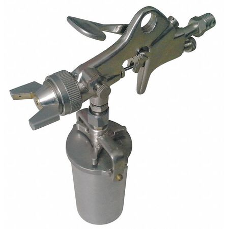 Siphon Touch Up Spray Gun, 0.070In/1.8mm