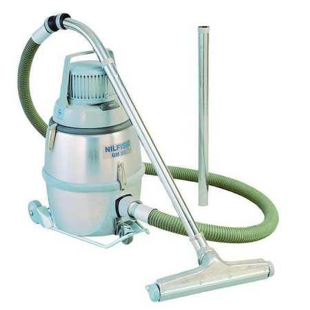 HEPA Dry Vacuum, 3.25 gal, 1.5 Peak HP