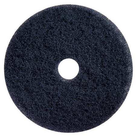 Stripping Pad, 19 In, Dark Blue, PK5