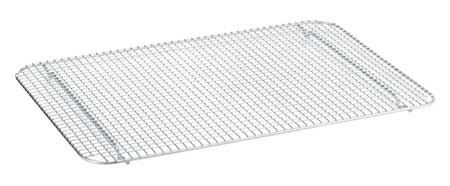 Wire Grate, Full Size, Stainless, 24 In L