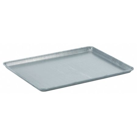 Aluminum Full Size Sheet Pan,  25-3/4 L x 17-3/4 W x 1 D