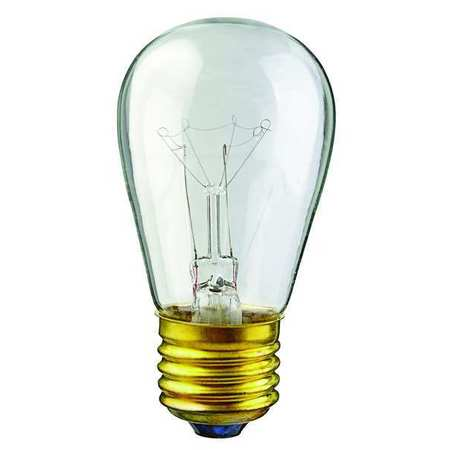 LUMAPRO 11W,  S14 Incandescent Light Bulb