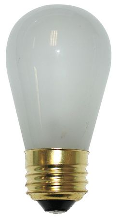 LUMAPRO 15W,  S14 Incandescent Light Bulb