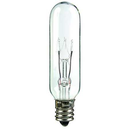 LUMAPRO 15W,  T6 Incandescent Light Bulb