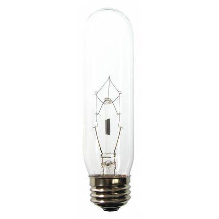 LUMAPRO 60W,  T10 Incandescent Light Bulb