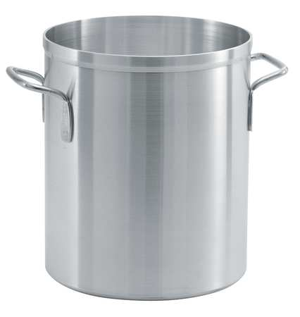 Aluminum Stock Pot,  12 Qt